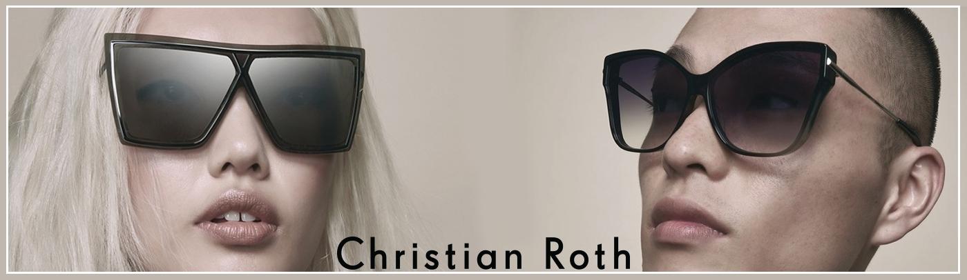 Γυαλιά ηλίου Christian Roth