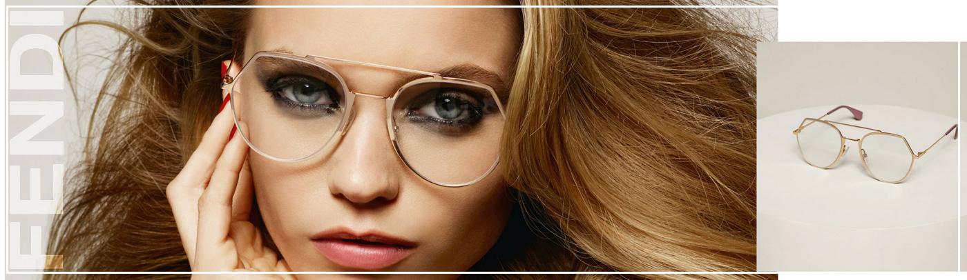 Γυαλιά Οράσεως Fendi Γυαλιά Οράσεως