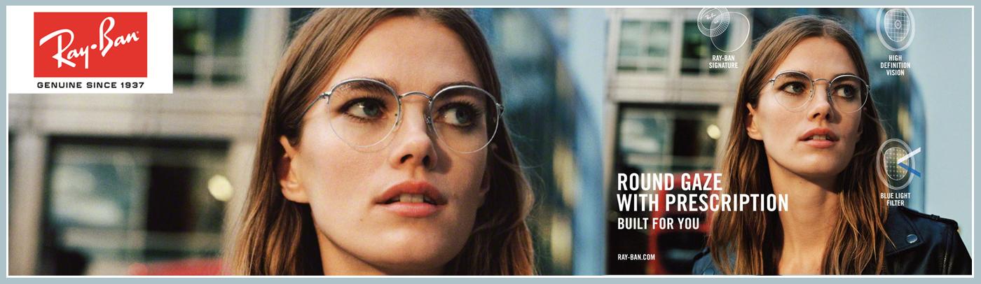 Γυαλιά Οράσεως Ray-Ban