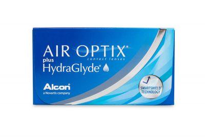 AIR OPTIX PlUS XYDRAGLYDE (6 PACK)