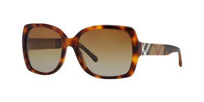 Burberry BE 4160 3316/T5 Polarized 58mm