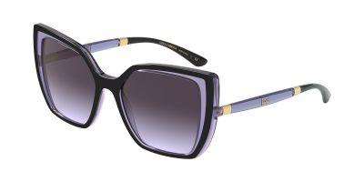 Dolce & Gabbana Monogram DG 6138 3274/4Q 55mm
