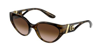 Dolce & Gabbana Monogram DG 6146 502/13 54mm