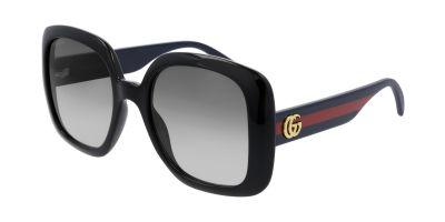 Gucci GG0713S 001 55mm