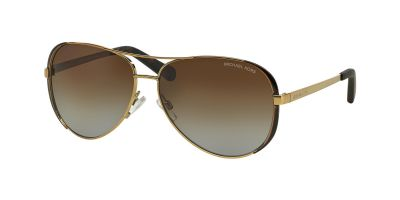 Michael Kors Chelsea MK 5004 1014/T5 Polarized 59mm
