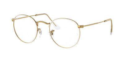 Ray-Ban RB 3447V Round Metal 3104 47mm
