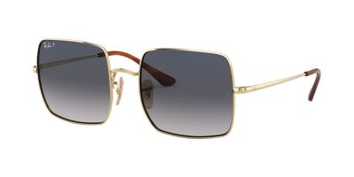 Ray-Ban Square RB 1971 9147/78 Polarized 54mm