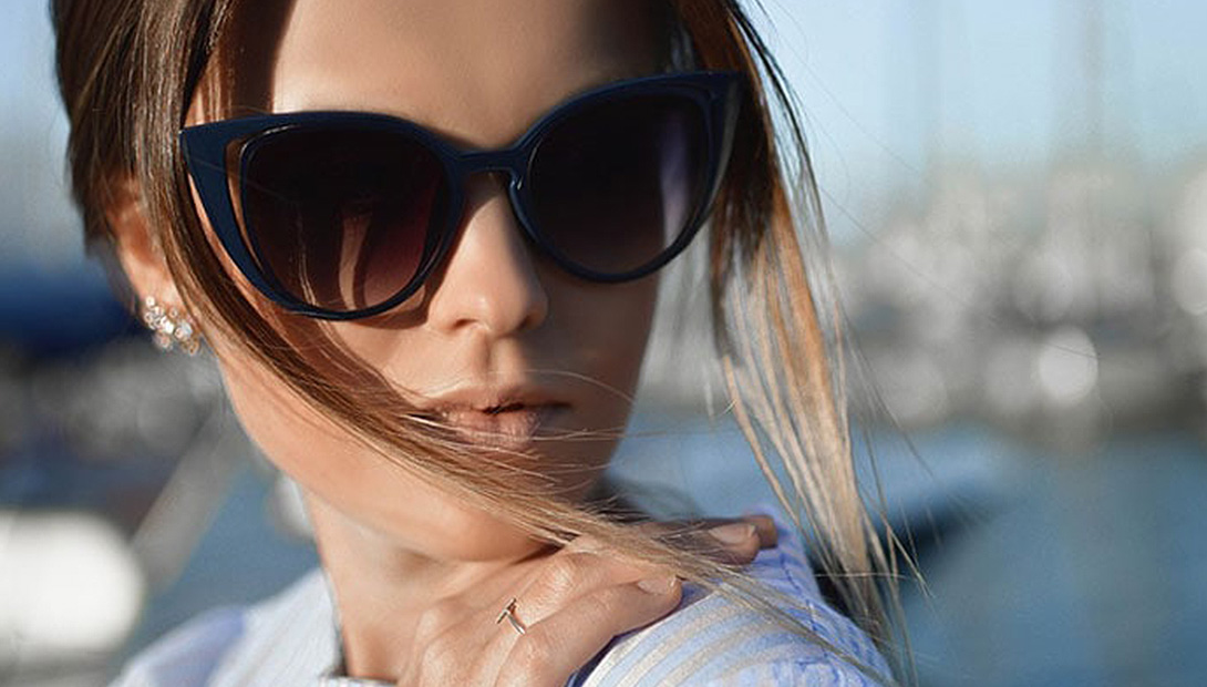 Βρείτε ποια γυαλιά ηλίου ταιριάζουν στο πρόσωπο σας!